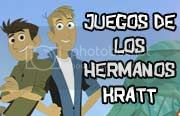 juegos de los hermanos Kratt
