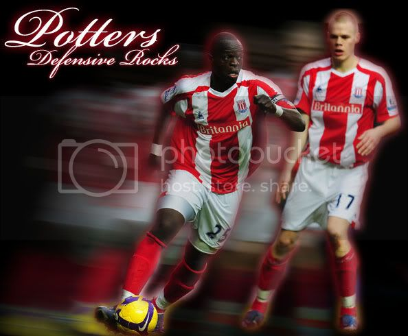 Potters Defensive Rocks